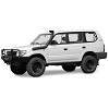 Лифт комплекты на Toyota Land Cruiser Prado 90/95
