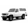 Расширители арок Toyota Land Cruiser 70й-серии