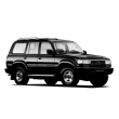 Расширители арок Toyota Land Cruiser 80
