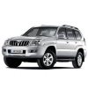 Лифт комплекты на Toyota Land Cruiser Prado 120