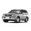 Расширители арок Toyota Land Cruiser 100/105