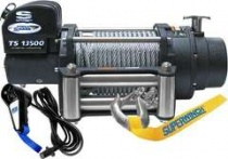 Лебедка Superwinch Tiger Shark 13500 электрическая 12В W0978